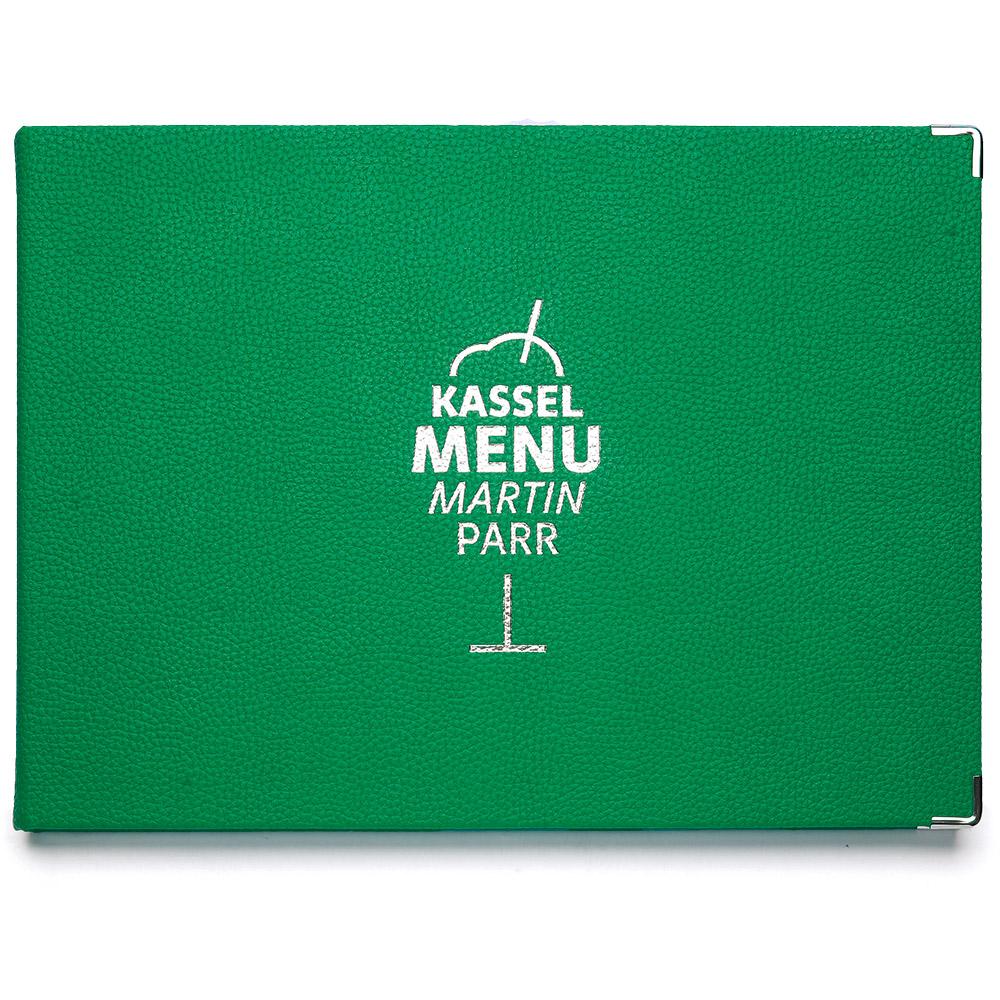 Kassel Menu | Martin Parr – Green Apple